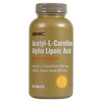 ACETYL-L-CARNITINE ALPHA LIPOIC ACID