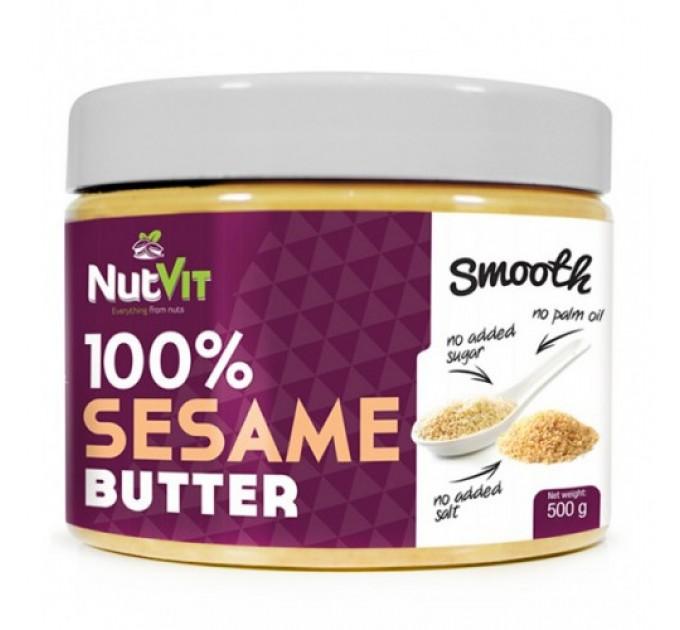 NutVit 100% Sesame Butter