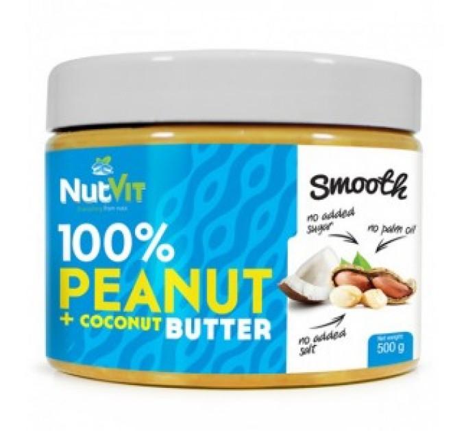 NutVit Peanut Butter + Coconut